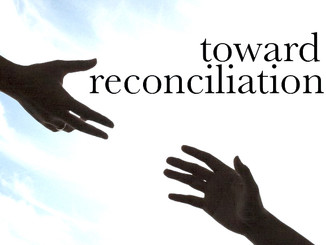 Toward reconciliation