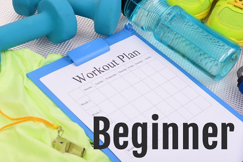General Workout Plan - Beginner