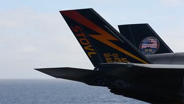 F-35B STOVL USS America
