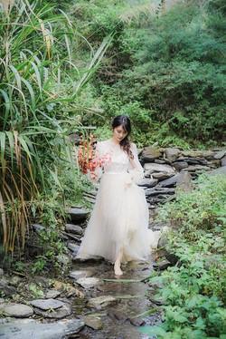prewedding/婚紗新秘