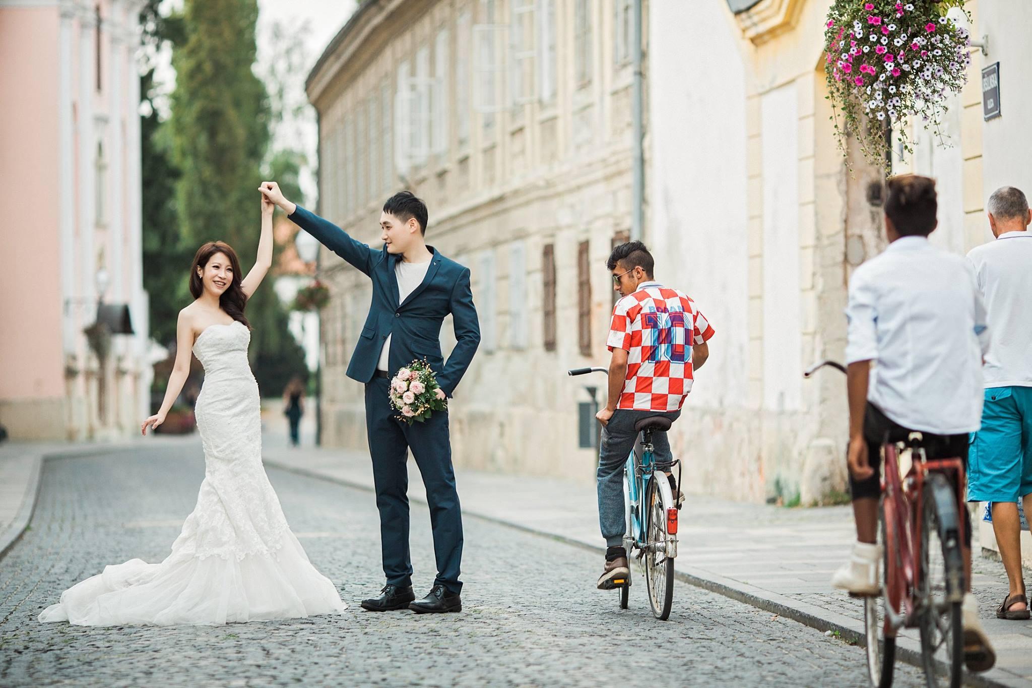 海外婚紗新秘/克羅埃西亞Croatia