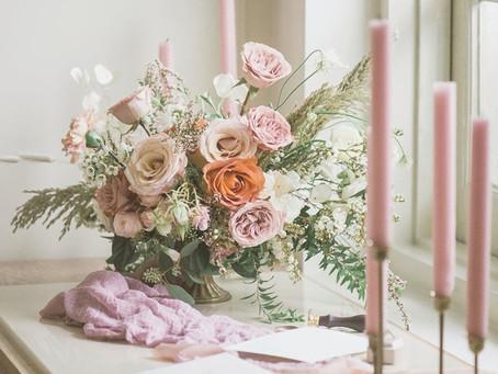 台中花藝佈置推薦/婚禮佈置/鮮花佈置/新娘捧花/美式婚禮
