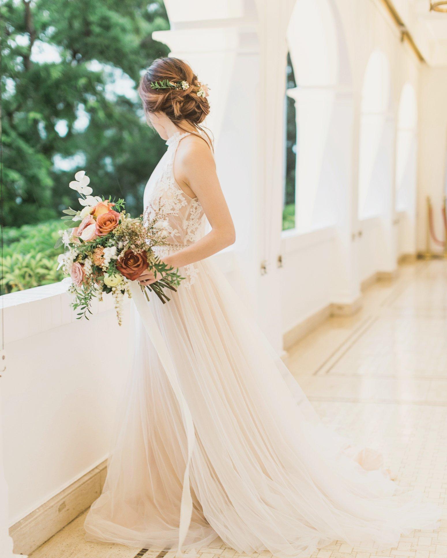 海外婚紗新秘/香港大澳文物酒店