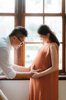 Pregnancy/孕婦寫真/台中新秘