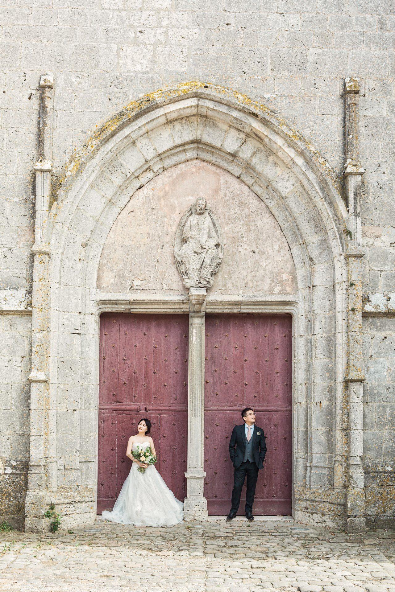 海外婚紗新秘/南法普羅Provins, France