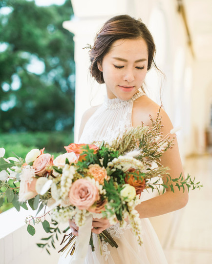 香港婚紗,大澳文物酒店