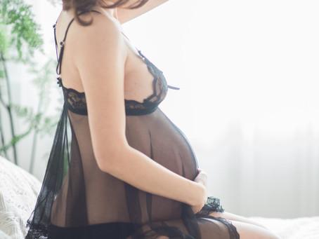 新秘推薦 l 台北新秘 l 孕婦寫真