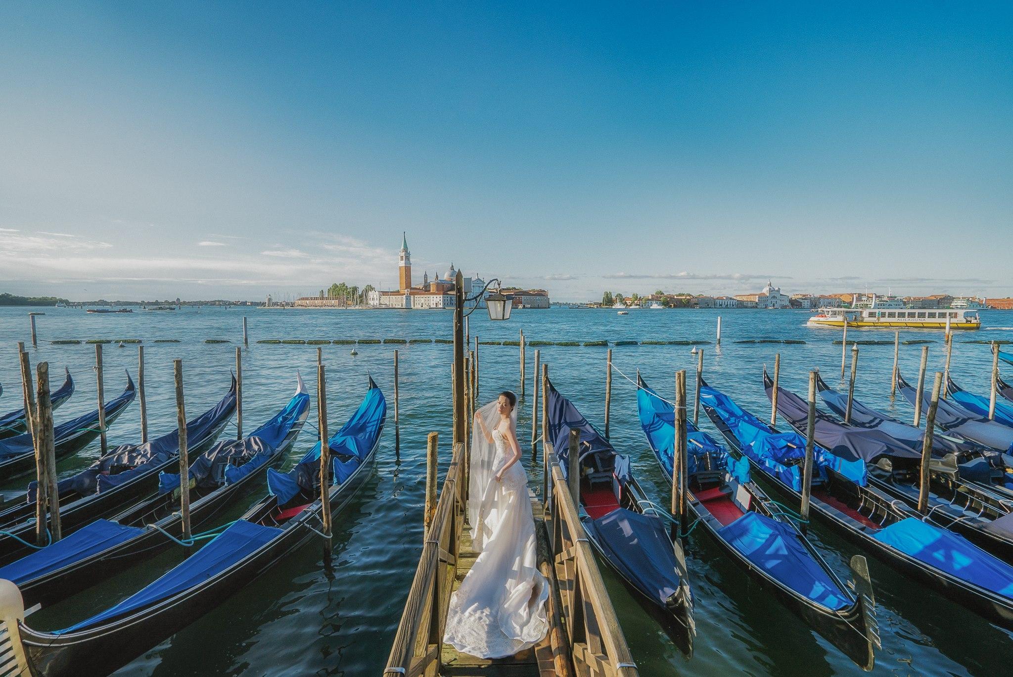 海外婚紗新秘/義大利威尼斯 Venice, Italy