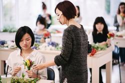 新娘捧花教學