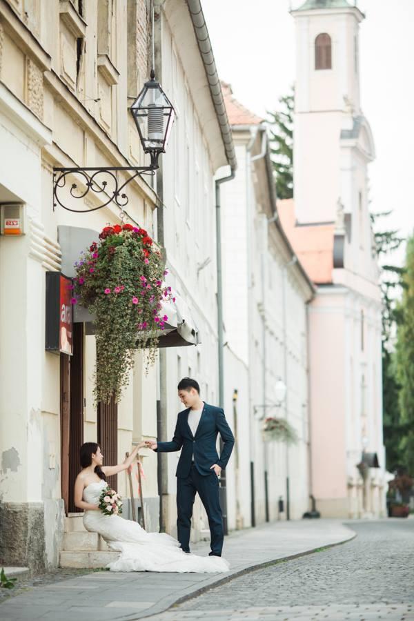 海外婚紗新秘/克羅埃西亞CroatiaCroatia