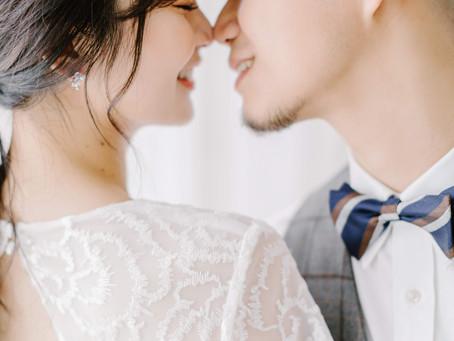 台中新秘推薦/美式婚紗/美式造型/婚紗捧花/目沐攝影棚/映目婚紗