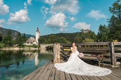 海外婚紗新秘/斯洛維尼亞Slovenia