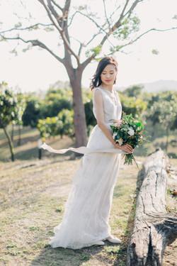 Bouquet/婚禮捧花設計