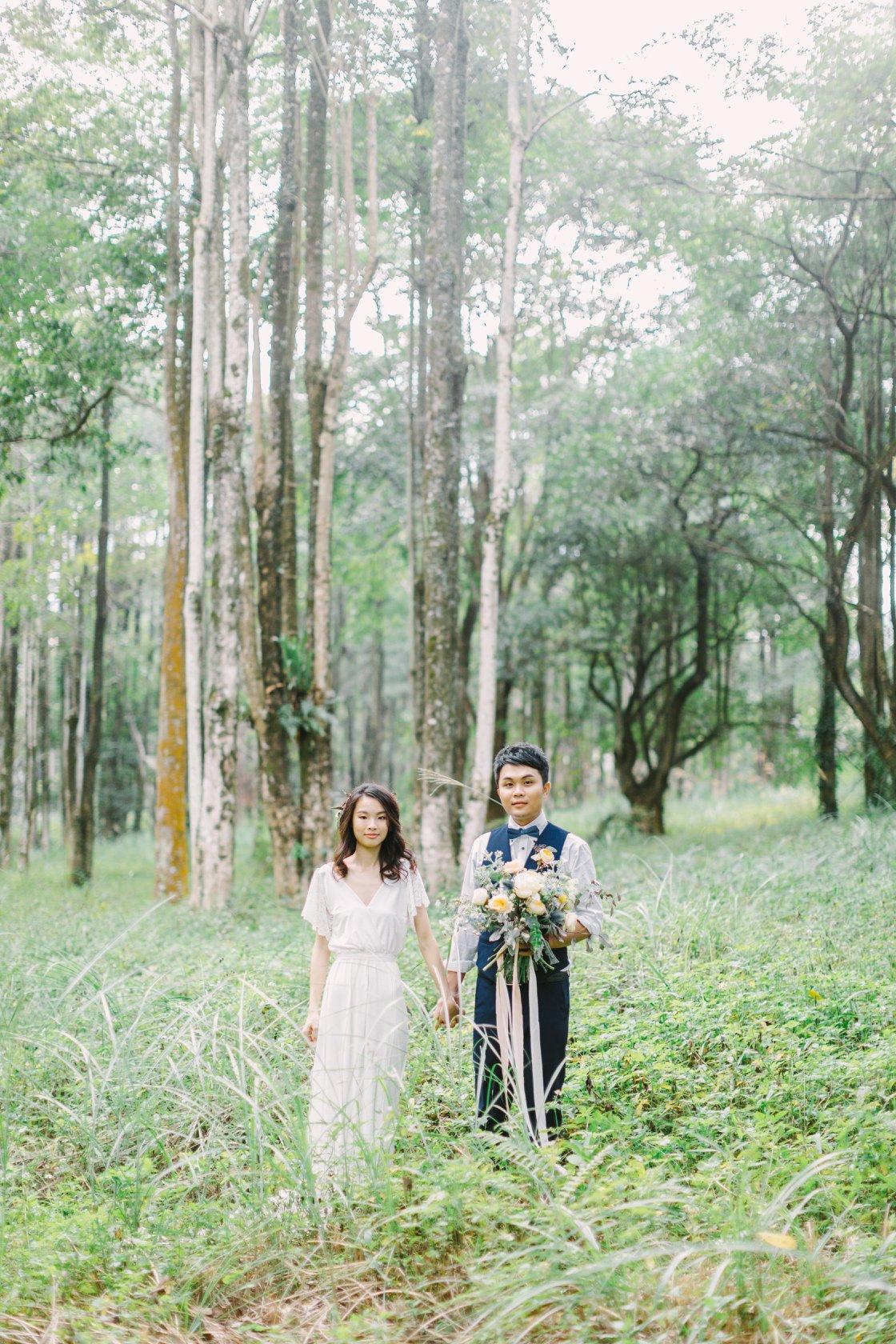 Engagement/Prewedding/美式婚紗