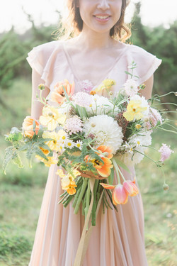 Bouquet/新娘捧花設計