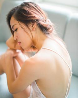 閨房寫真/香港新秘