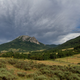 Bugarach Mountain, France