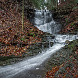 County Line Falls