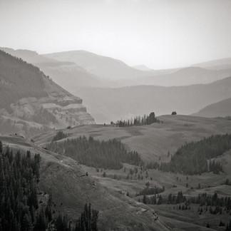 Bridger-Teton National Forest Hills