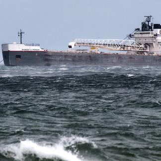 Robert S. Pierson - Ship