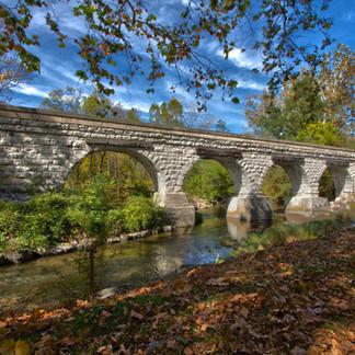 5 Arch Bridge - Avon, NY