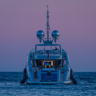 Boatload of Loot in Cannes, France