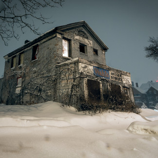 Abandoned, Now Gone