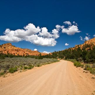 Backroads in Utah
