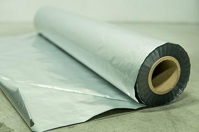 Laminated aluminium foil for vacuum packing