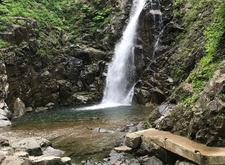 暗門渓谷・第3の滝オープン!!