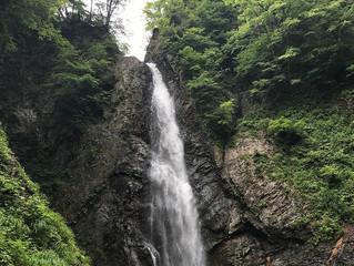 暗門渓谷・第2の滝もオープン!!