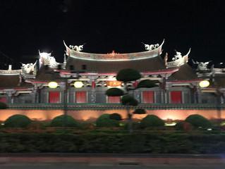 台湾に白神山地の営業に行ってきました!