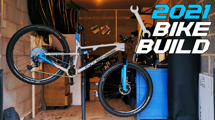 2021 Bike Build Video