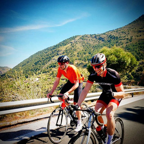 Sierra Nevada – Training Camp  Diary
