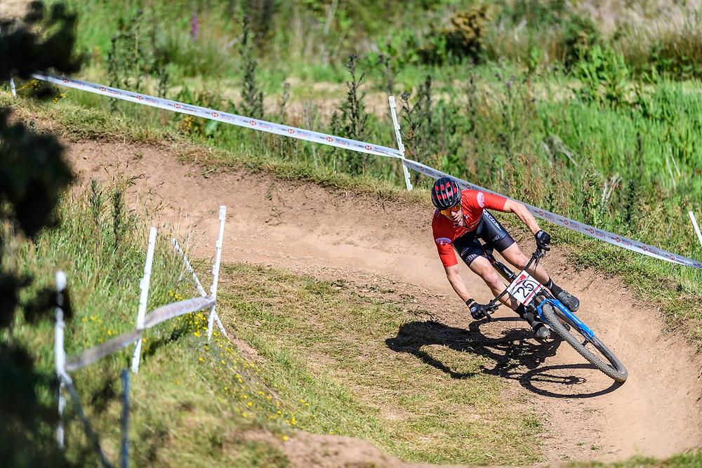 HSBC National XC Series,  Woodys Bike Park, Fowey