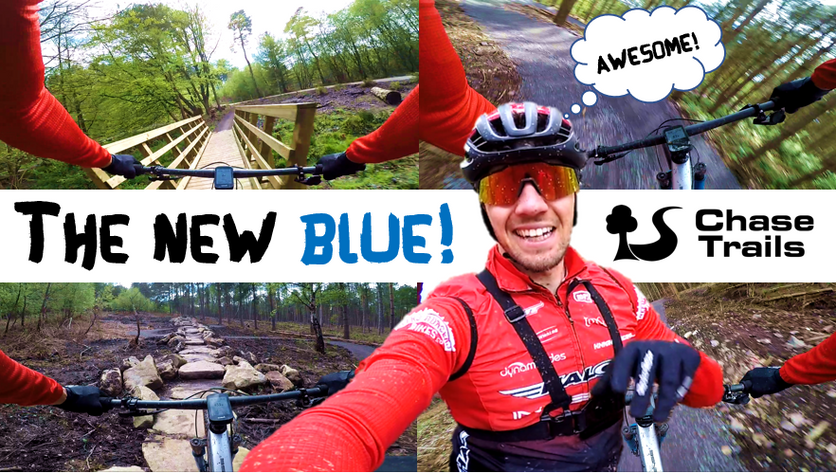 Cannock Chase- The New Blue