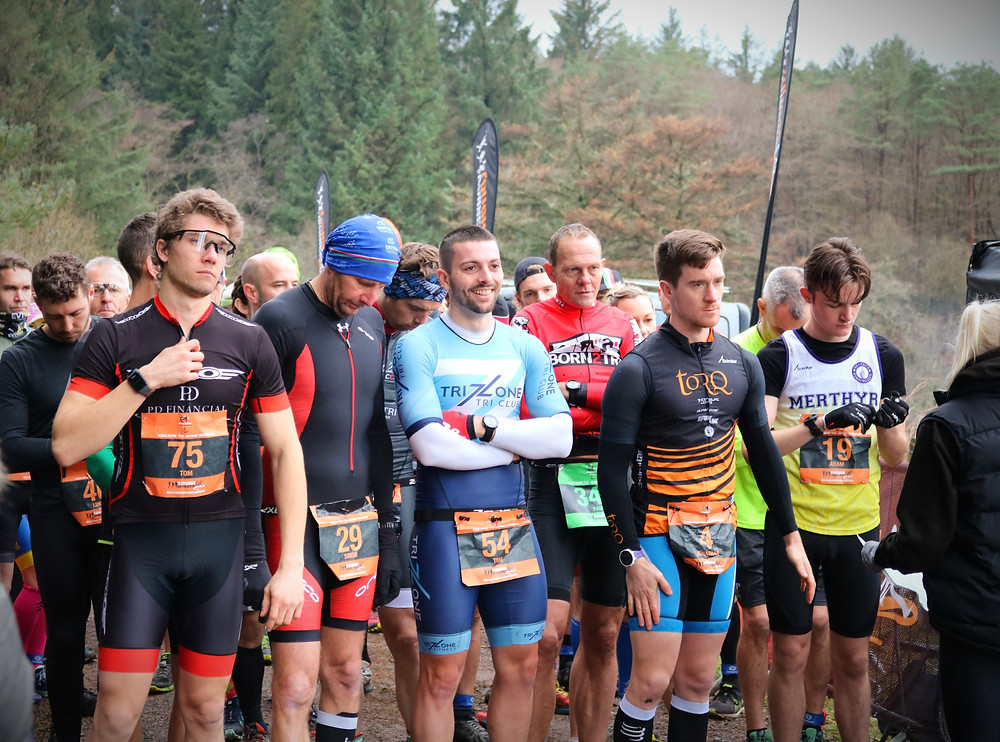 Escape to Afan 2019 Duathlon