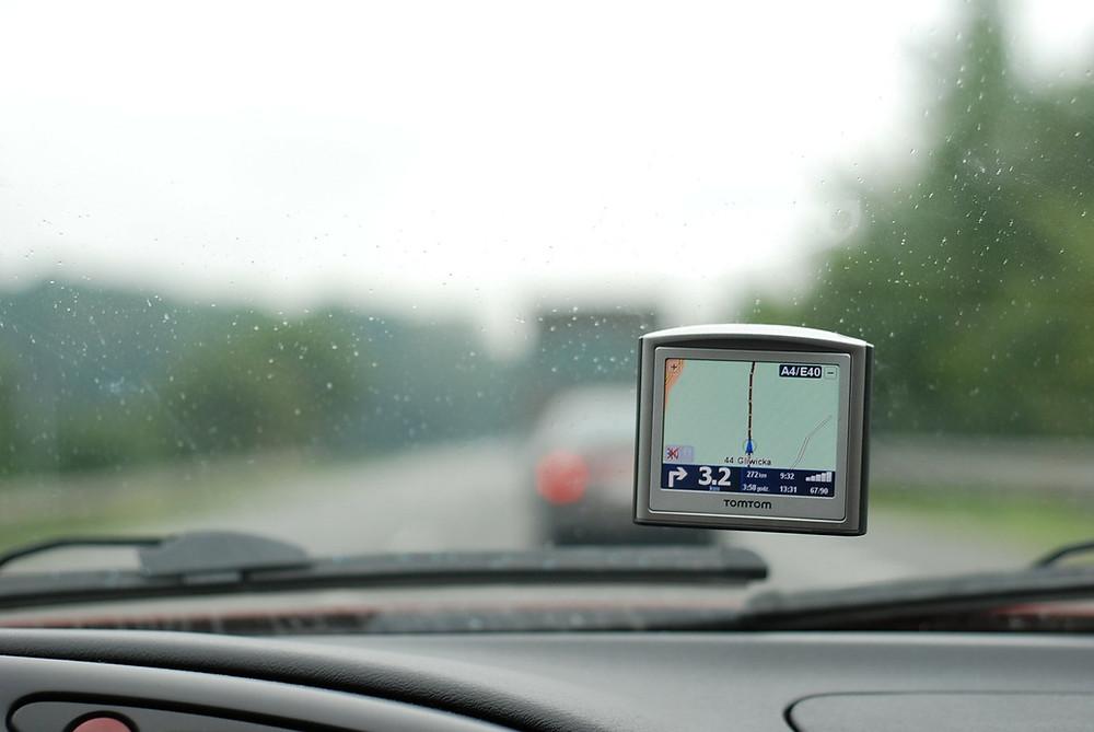 Phương tiện có cài đặt thiết bị GPS