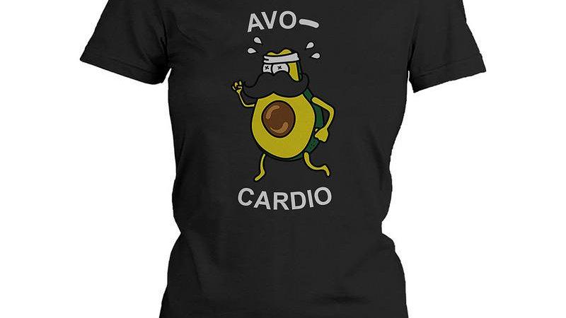 Avocado Cardio T-Shirt