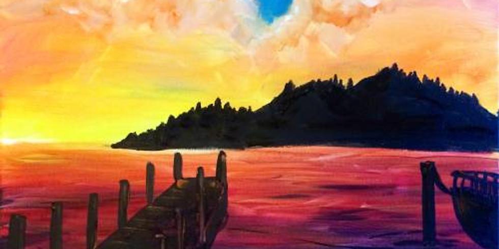 Summer Sunset- $10 Bottomless Mimosas