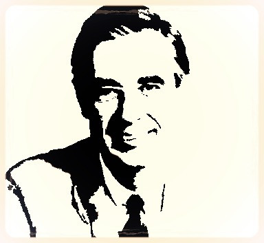 Mister Rogers is my hero