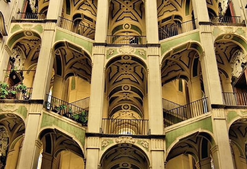 le scale barocche