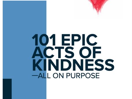 Simple Sunday- 101 acts of Kindness