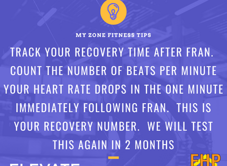 My Zone Monday Tip of the Week