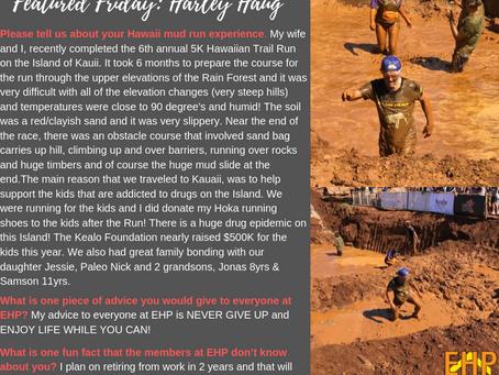 Featured Friday: Harley Haug