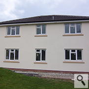 Four bedroom dwelling