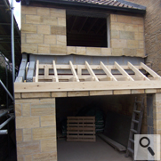 Side extension