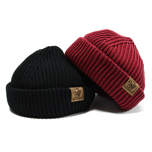"""FULL CARDIGAN WATCH CAP / 2-STEP"""
