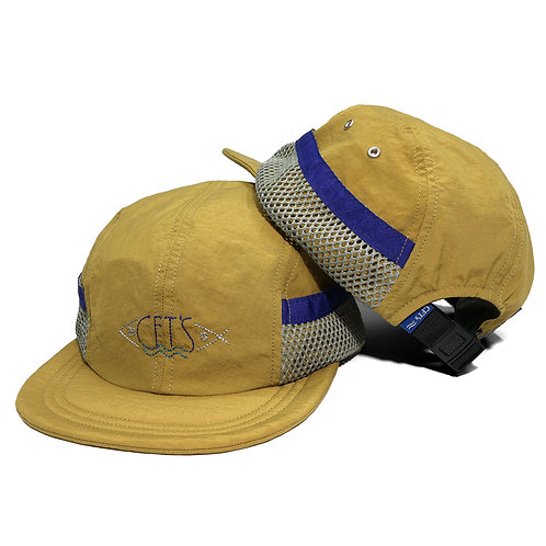 """SIDE MESH NYLON CAMP CAP / CABIN"""