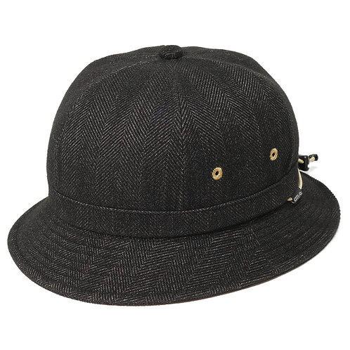 """HERRINGBONE BELL HAT / CJ"""